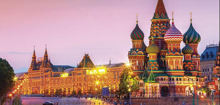Rusya'da Mutlaka Görülmesi Gereken Yerler